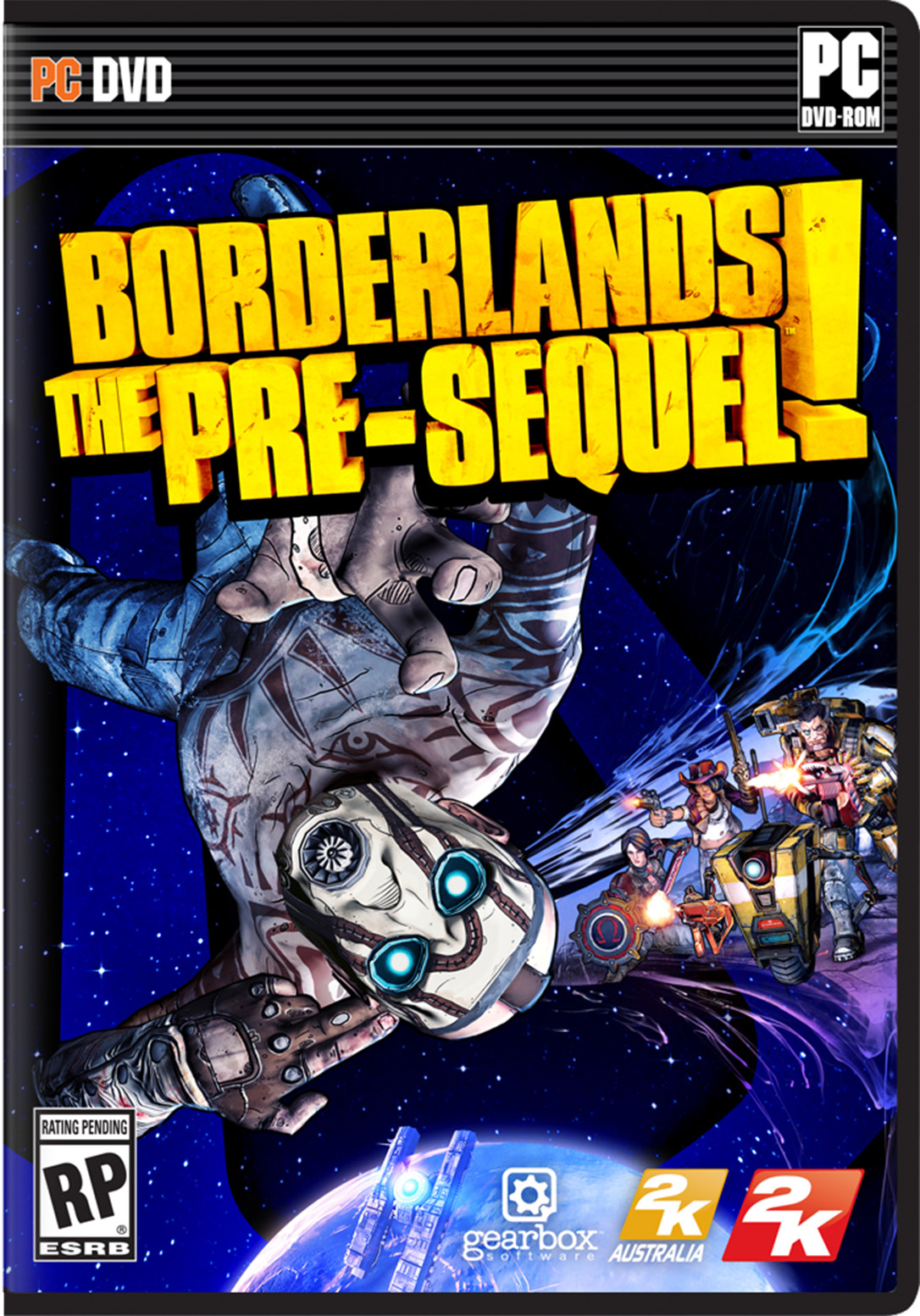Borderlands: The Pre-Sequel PC Game
