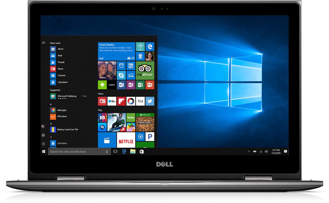 Dell Inspiron 15 5578 Signature Edition 2 in 1 PC