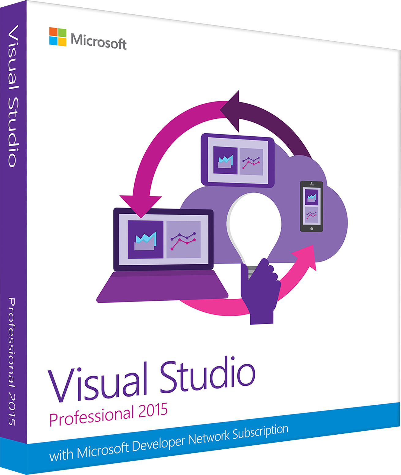 Visual Studio Professional with MSDN