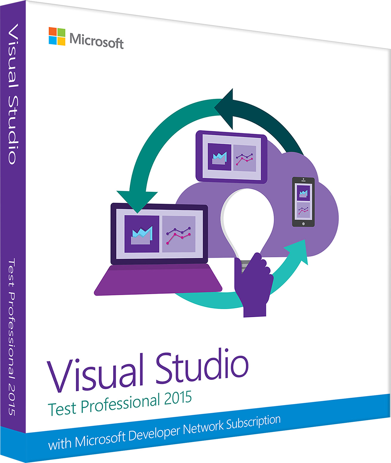 Visual Studio Test Professional with MSDN