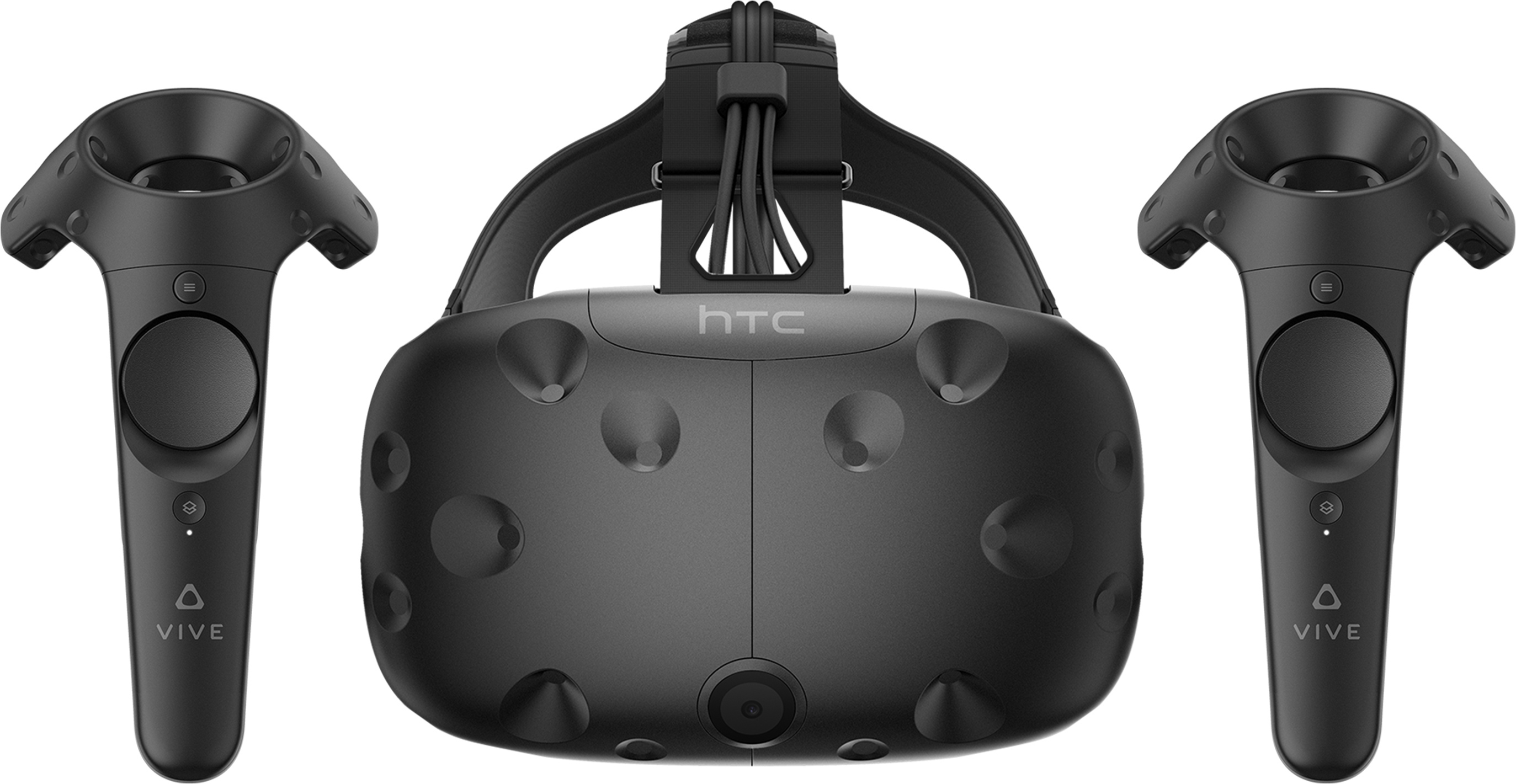 HTC VIVE Virtual Reality System Left View
