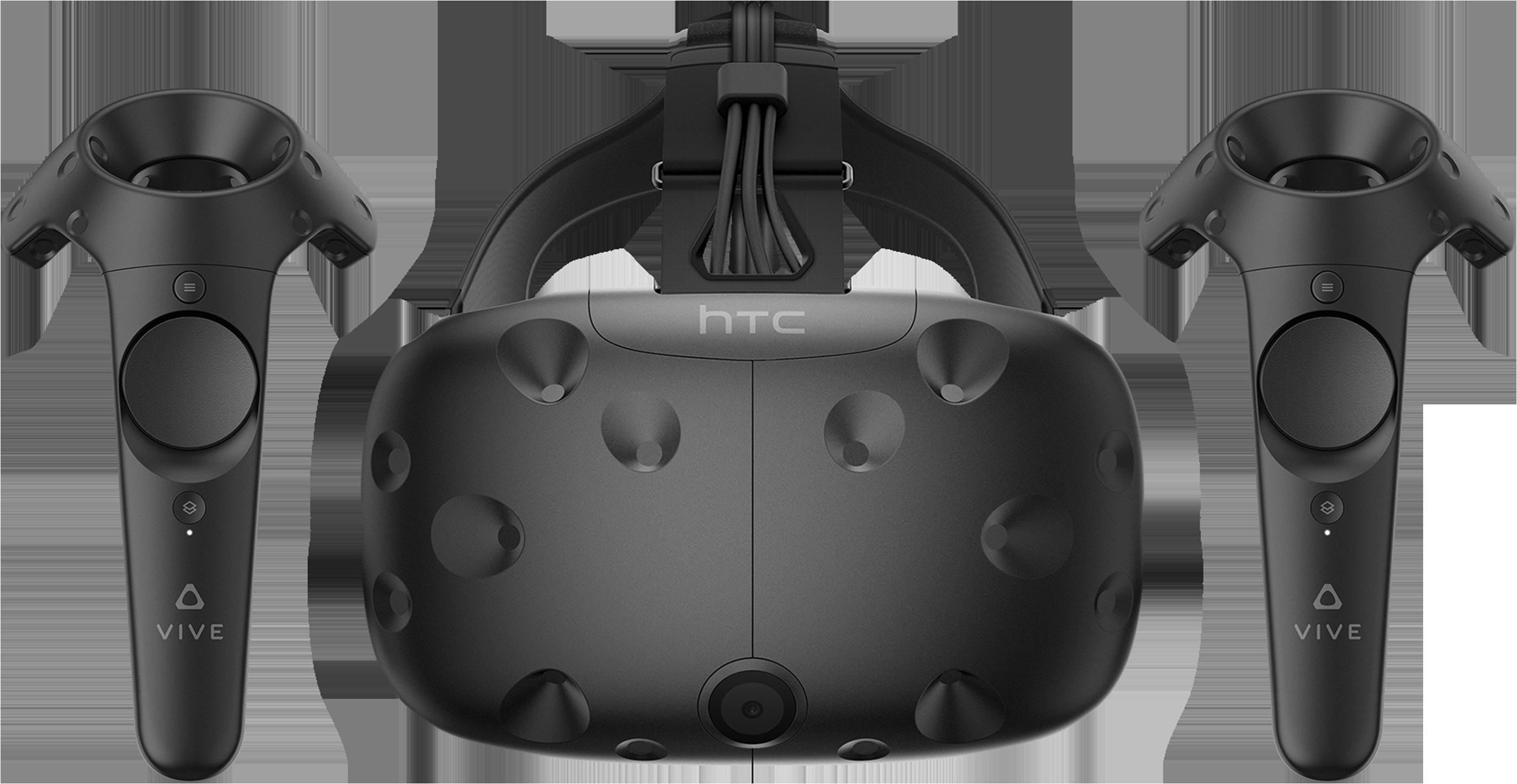 HTC VIVE Virtual Reality System - Microsoft