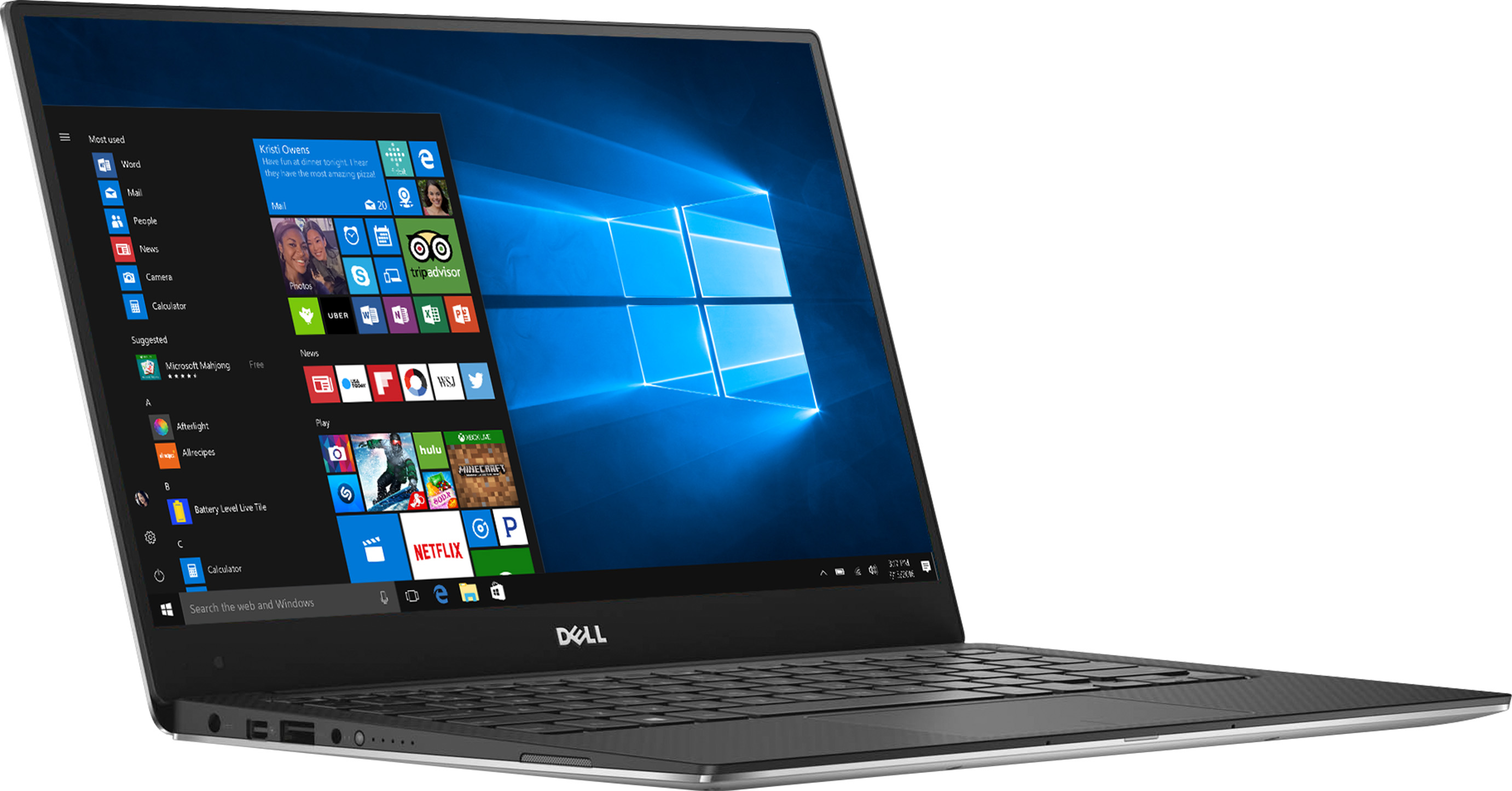 Dell XPS 13 9350-2007SLV Core i5 128GB Signature Edition Laptop