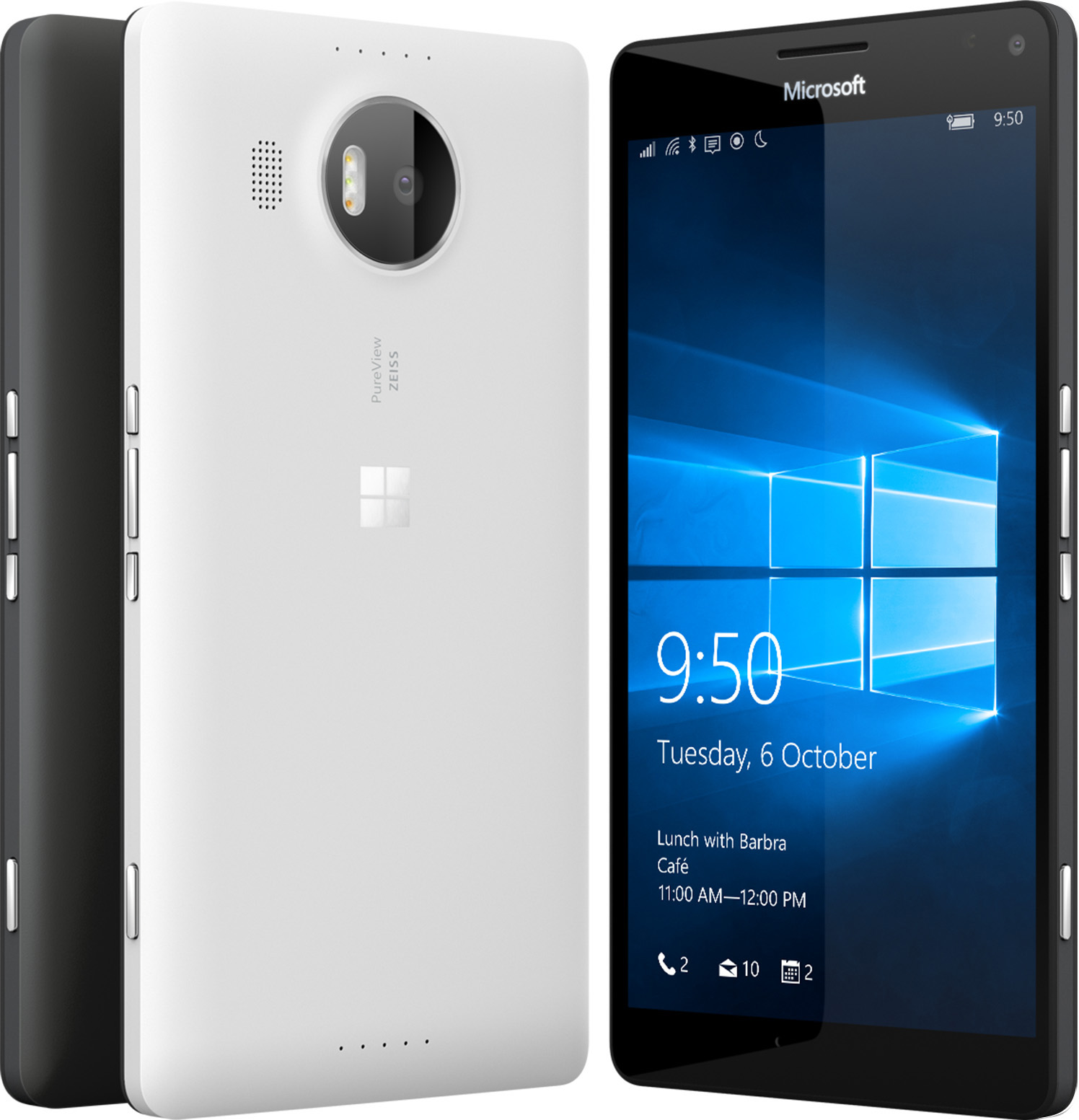 Microsoft Lumia 950 XL - Unlocked (Black)