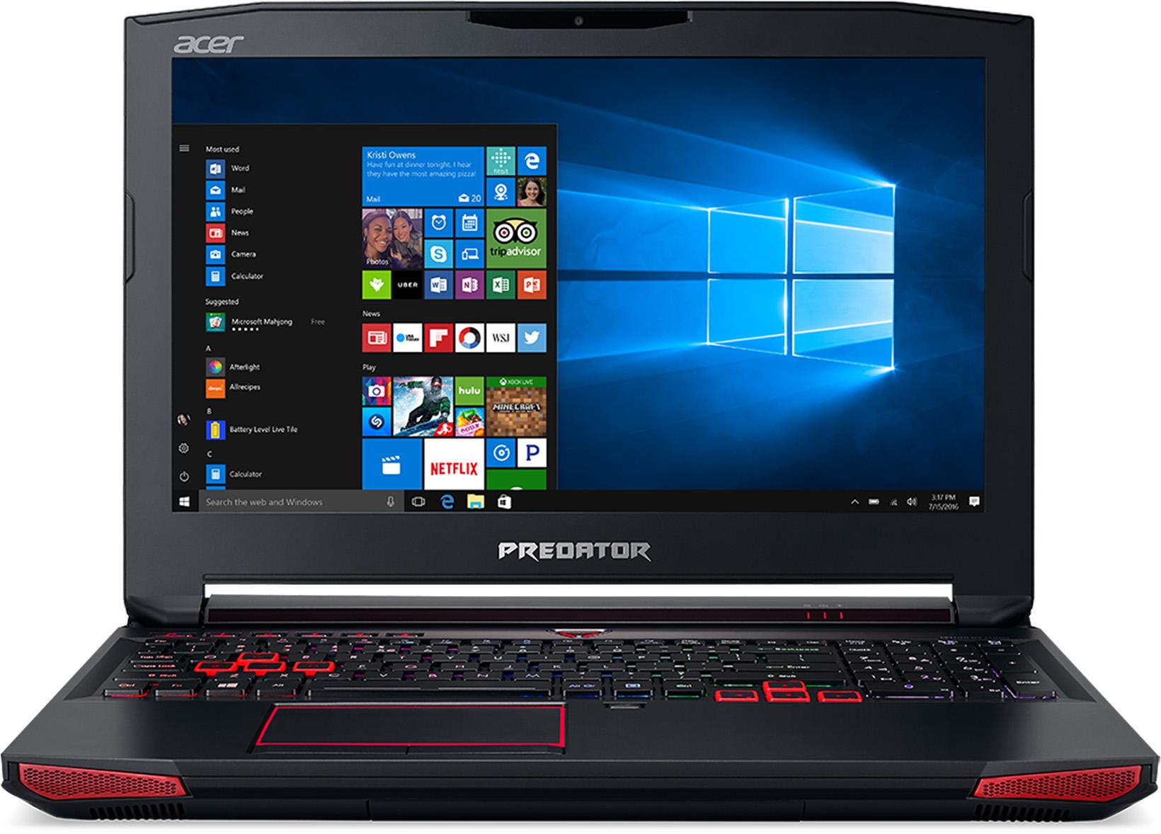Acer Predator 15 G9-593-73FK Signature Edition Gaming Laptop