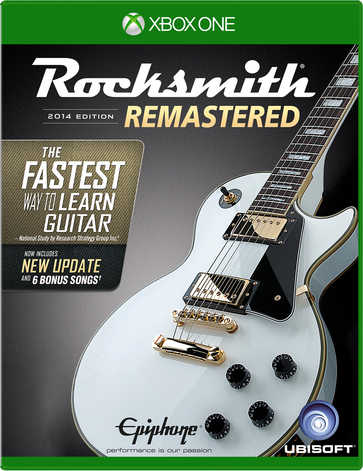 Rocksmith 2014 Edition Remastered for Xbox One