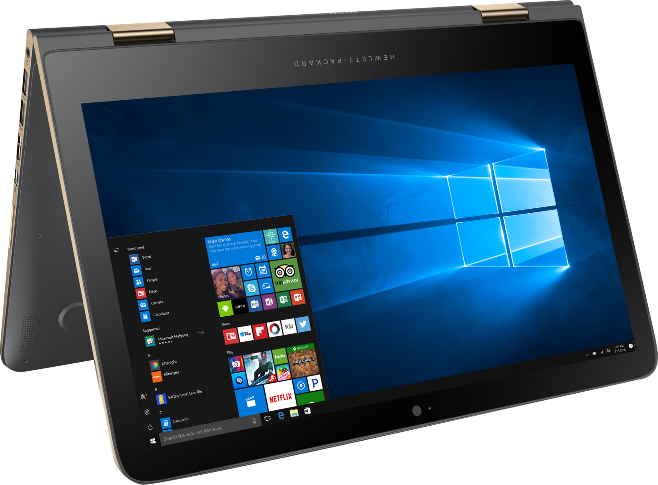 HP Spectre x360 13-4196ms Signature Edition 2 in 1 PC Deal