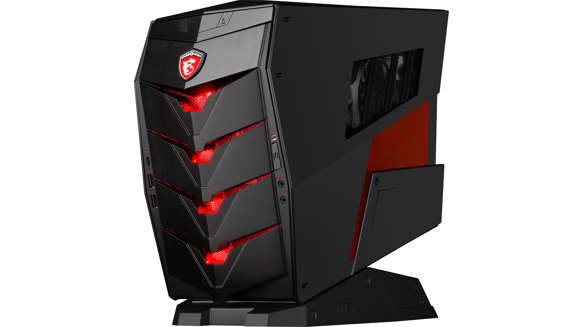 MSI Aegis-216US Signature Edition Gaming Desktop