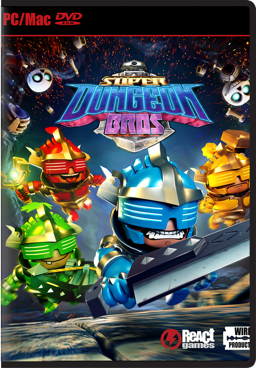 Super Dungeon Bros PC Game