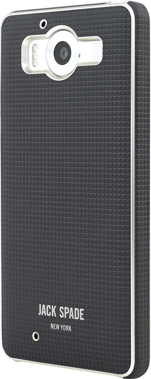 Incipio Jack Spade Wrap Case for Lumia 950 (Varick Black)