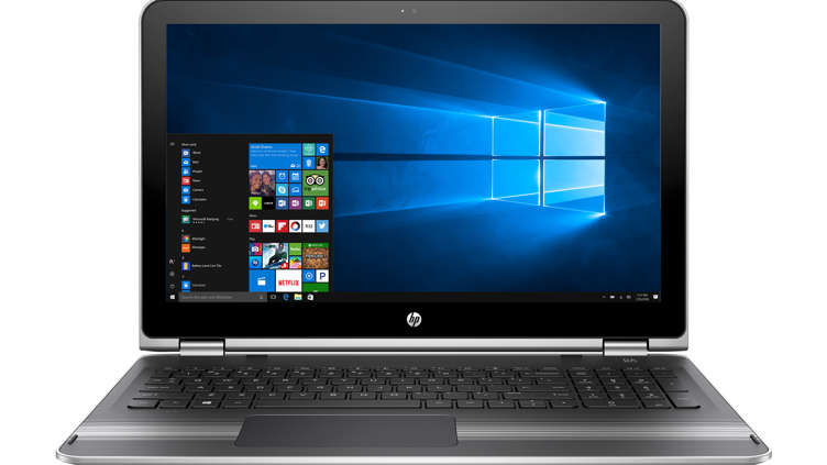 buy hp pavilion x360 convertible 15 bk193ms signature. Black Bedroom Furniture Sets. Home Design Ideas
