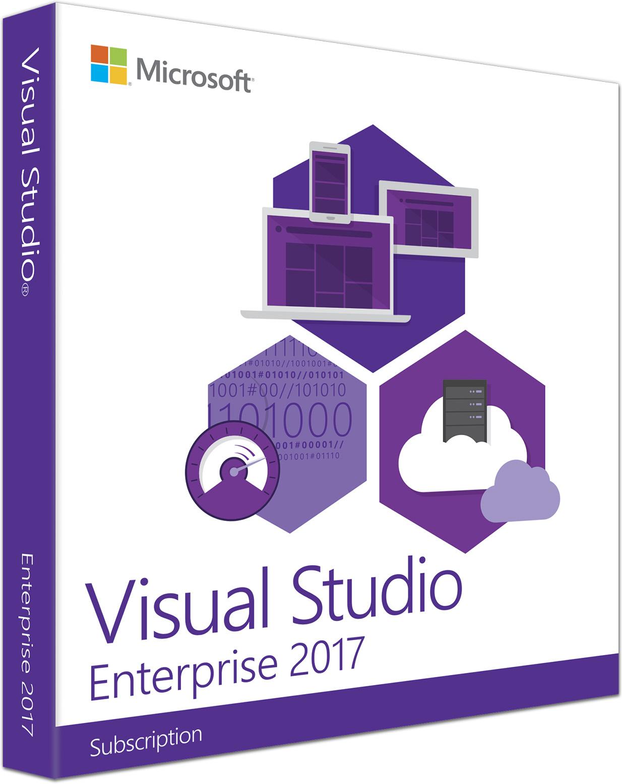 Visual Studio Enterprise-abonnement