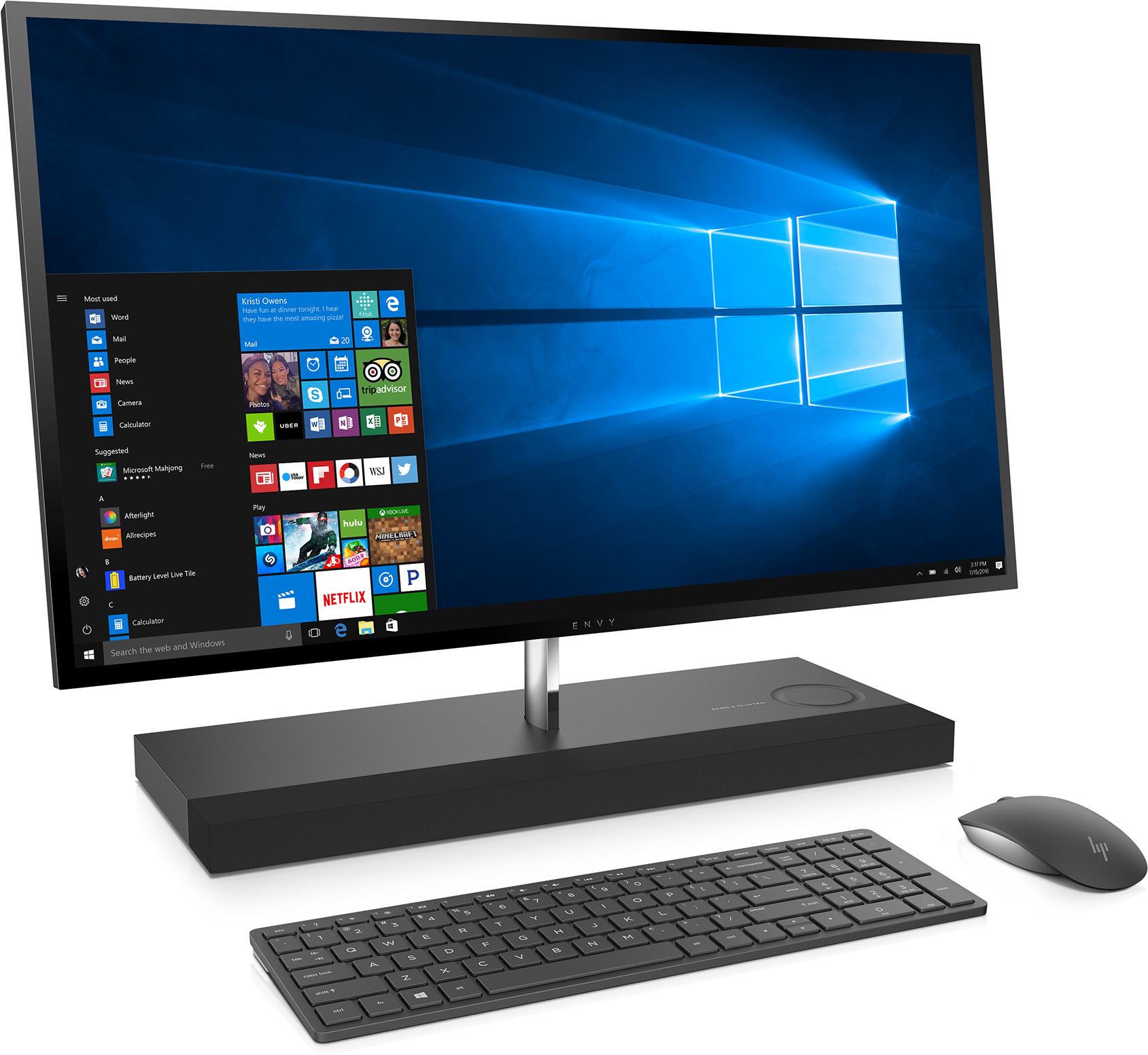 HP ENVY 27-b111 All-in-One