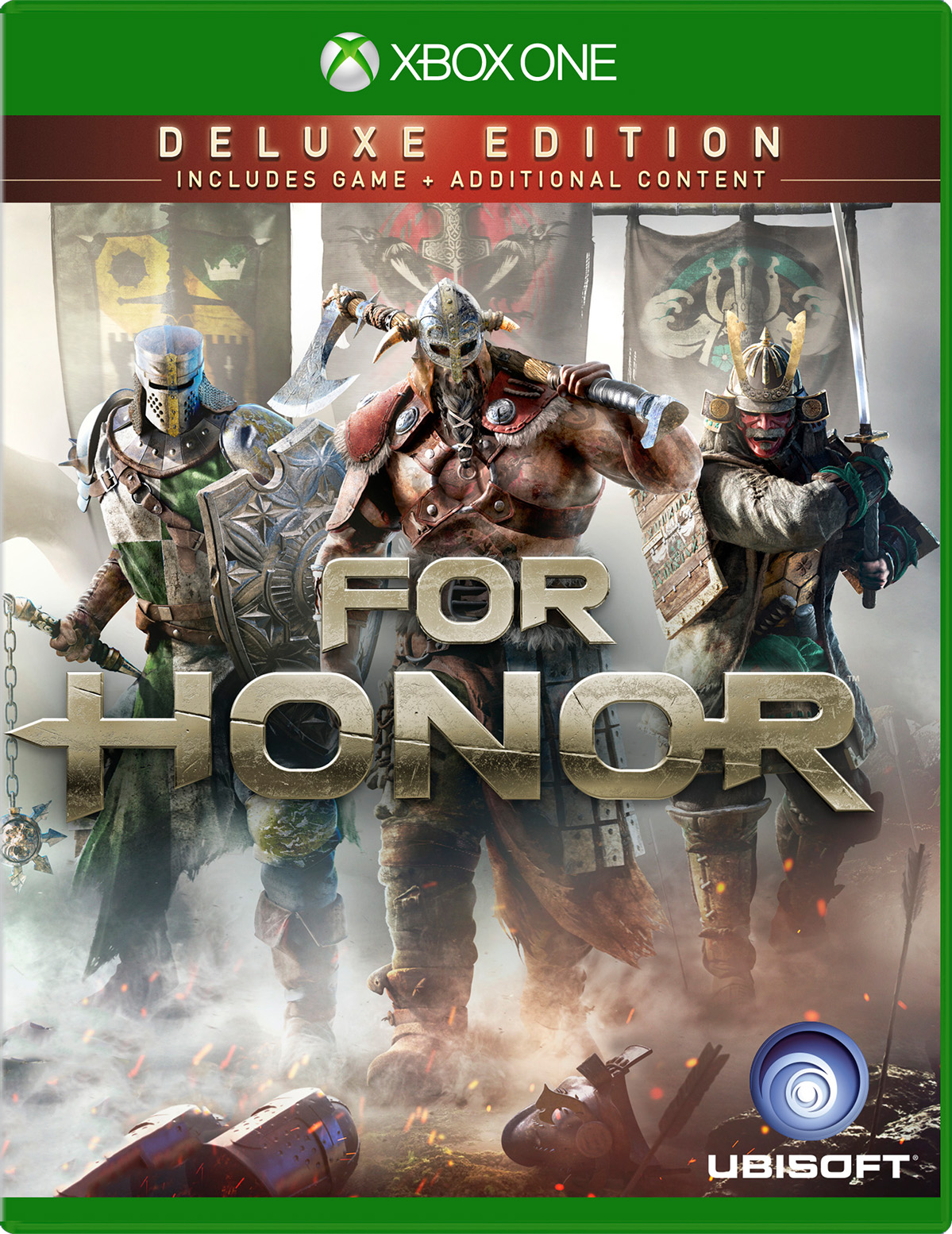 For Honor Deluxe Edition for Xbox One QH4-00469