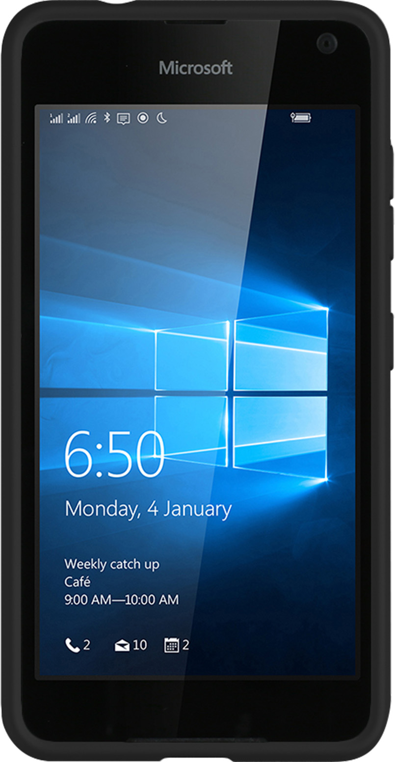 Incipio NGP for Microsoft Lumia 650 (Translucent Black)