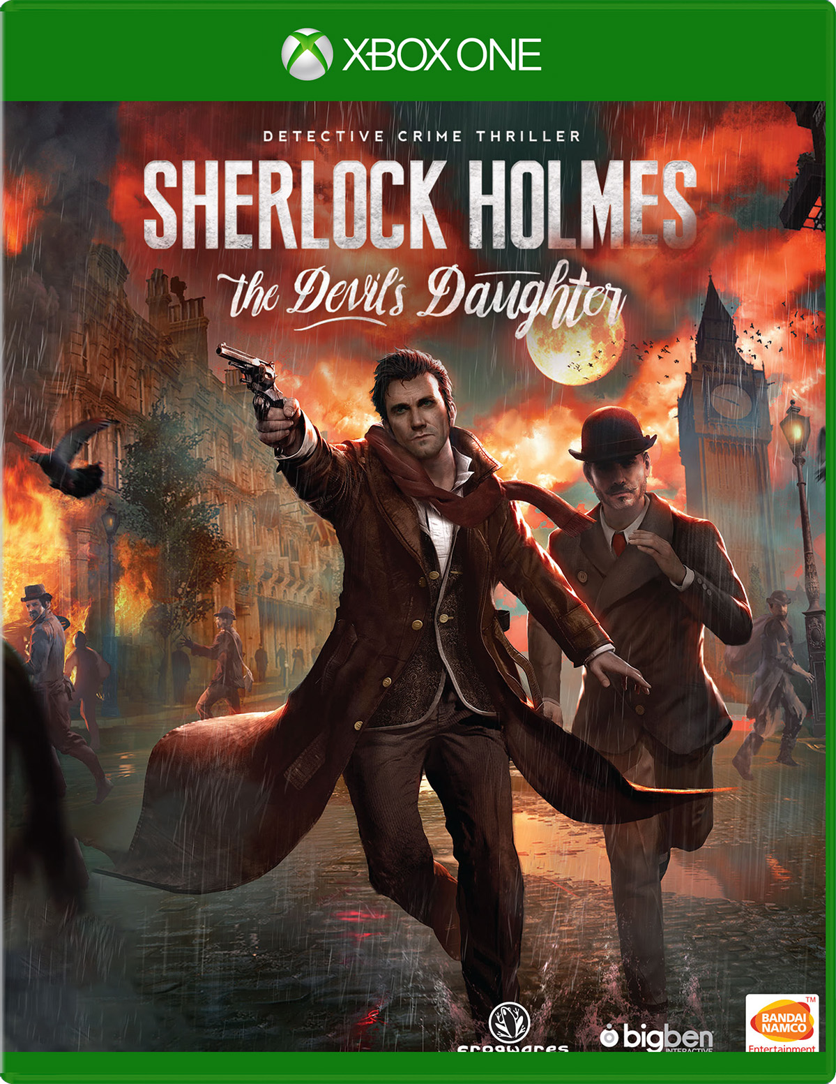 Sherlock Holmes : The Devil's Daughter pour Xbox One