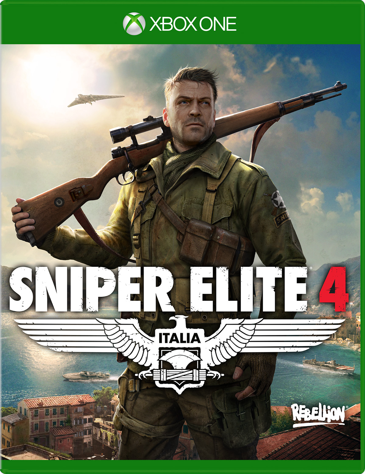 Sniper Elite 4 for Xbox One Deal