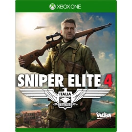 Sniper Elite 4 for Xbox One