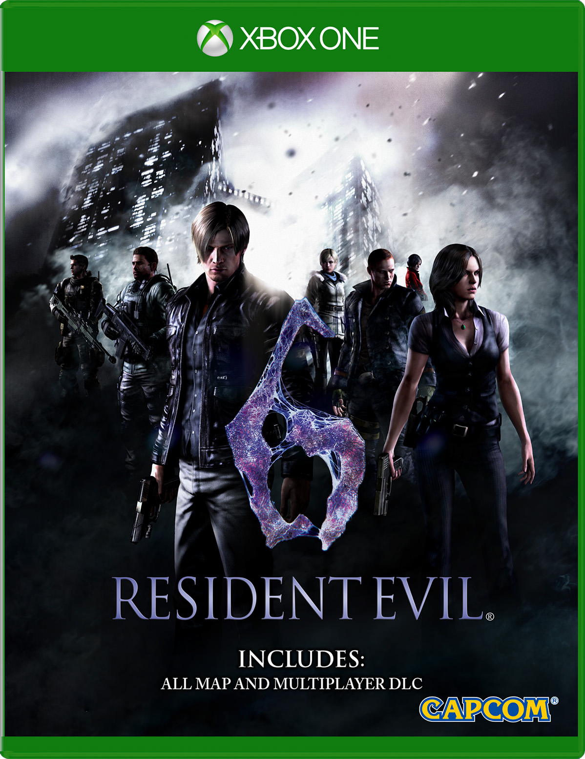 Resident Evil 6 for Xbox One