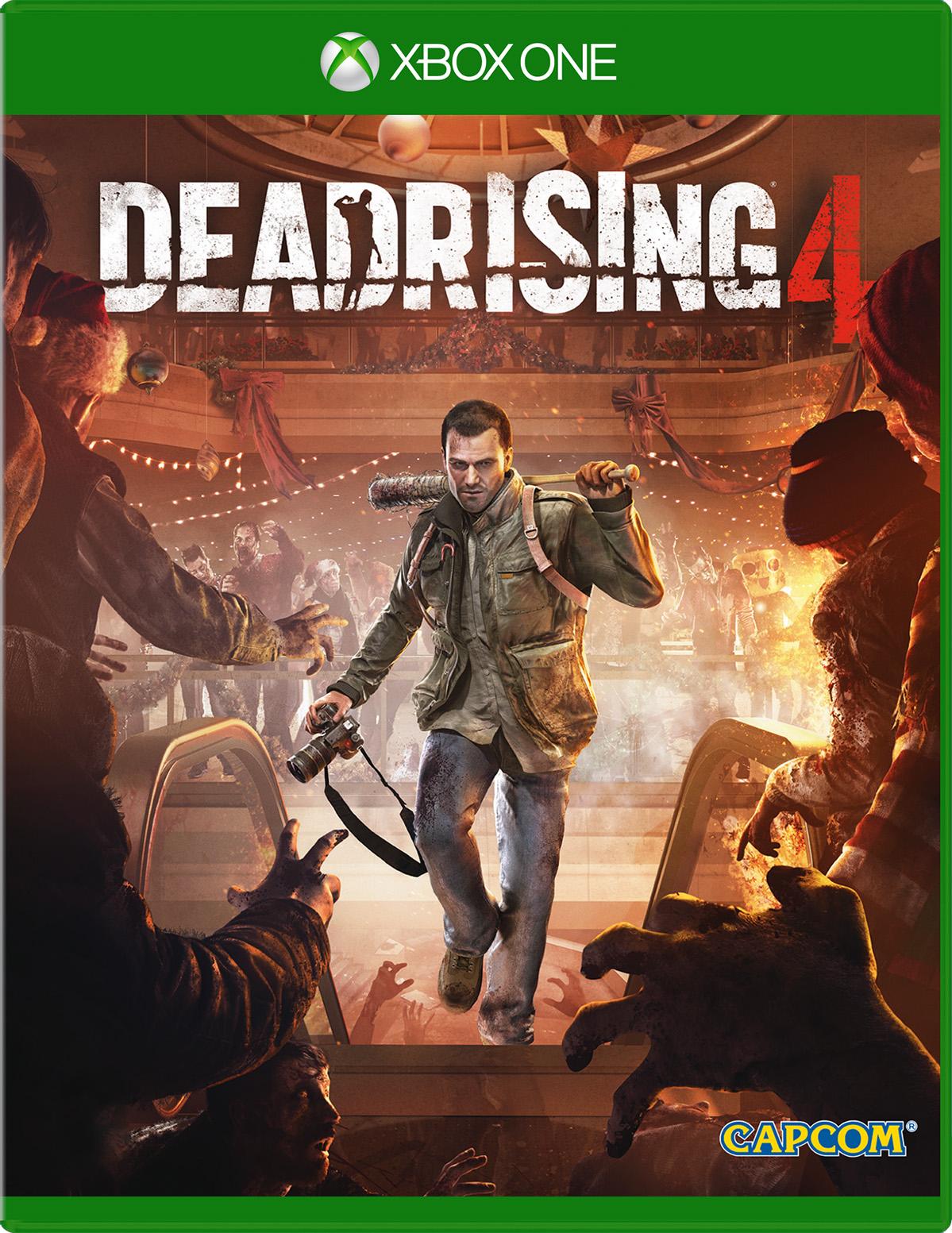 Dead Rising 4 voor Xbox One