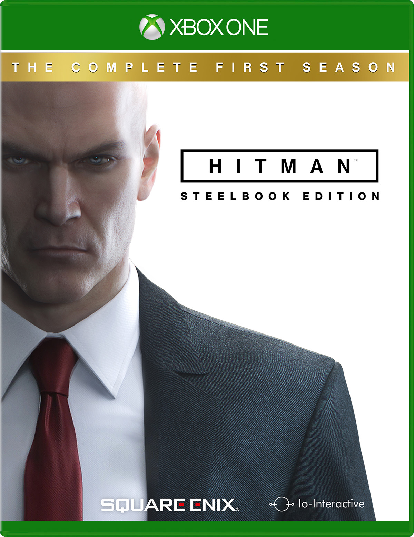 Hitman Steelbook Edition