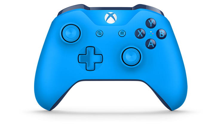 Xbox Wireless Controller - Blue | Manette sans fil Xbox – bleue