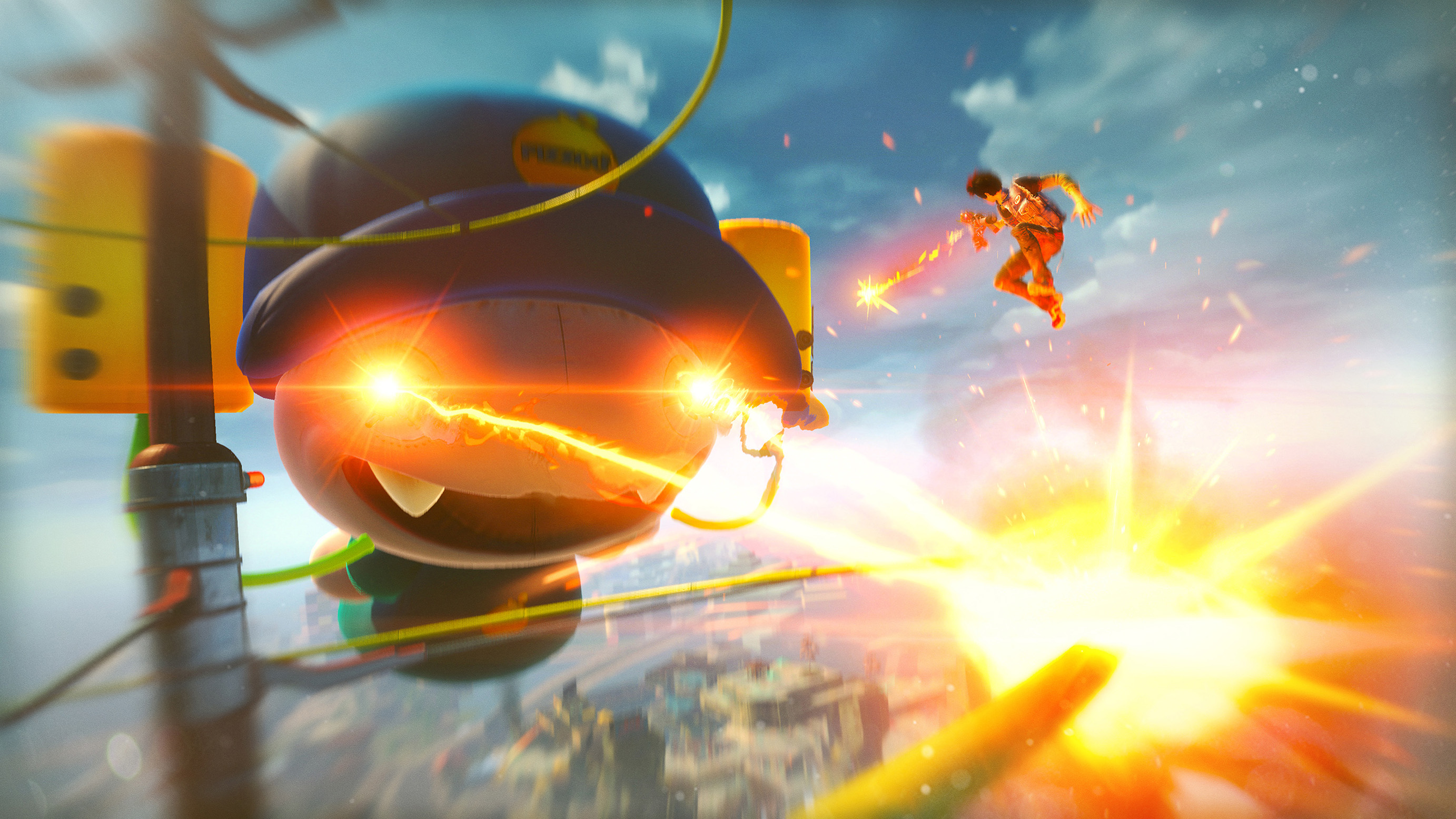 Sunset Overdrive per Xbox One (Edizione Blu-ray)