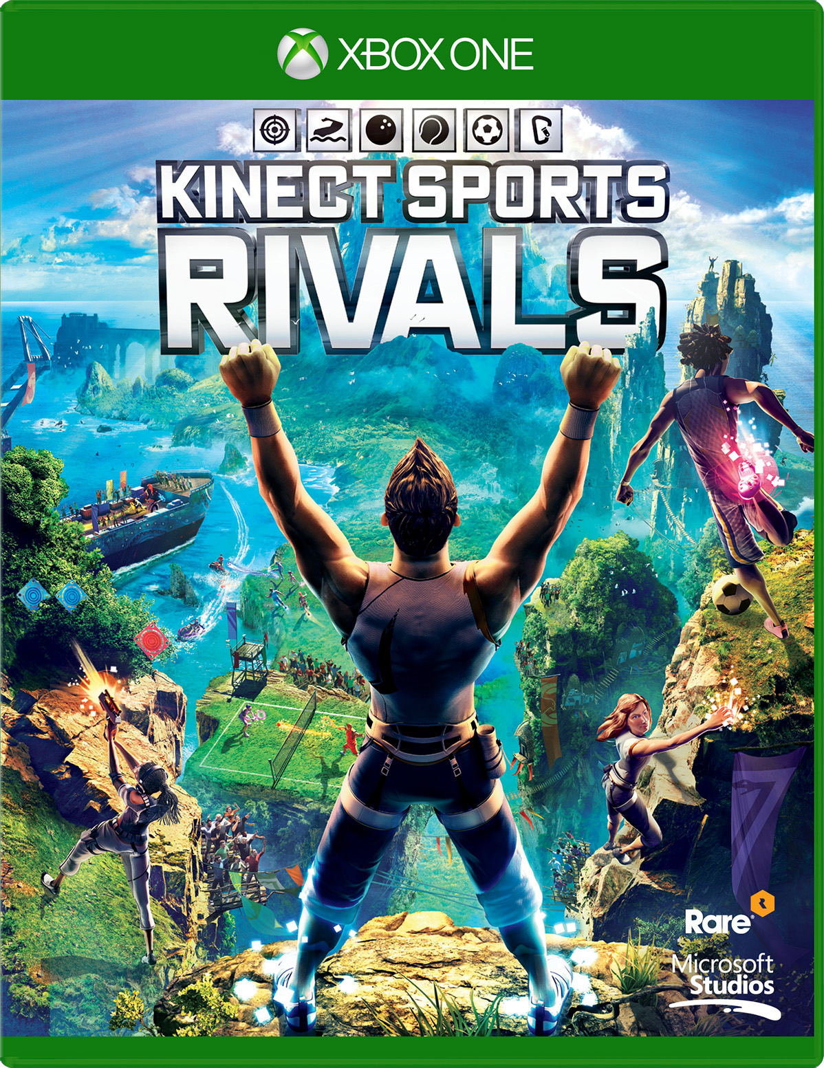 Kinect Sports Rivals pour Xbox One