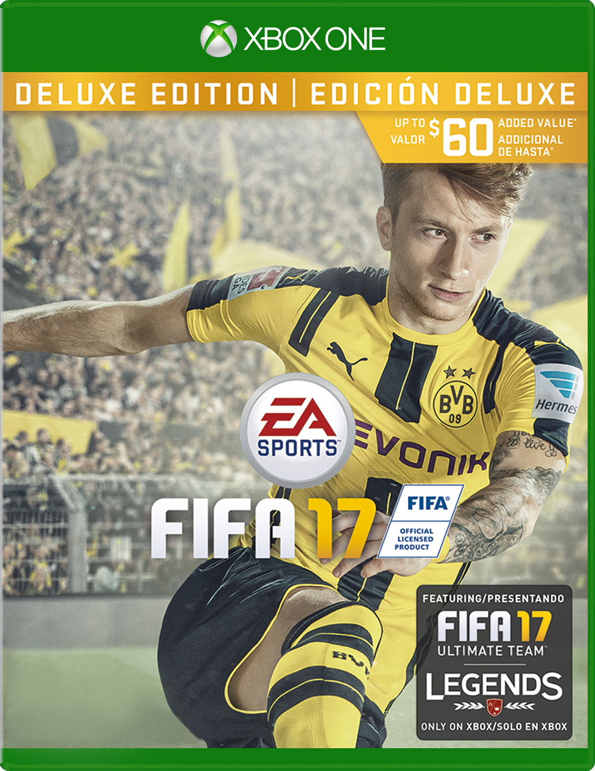 FIFA 17 pour Xbox One