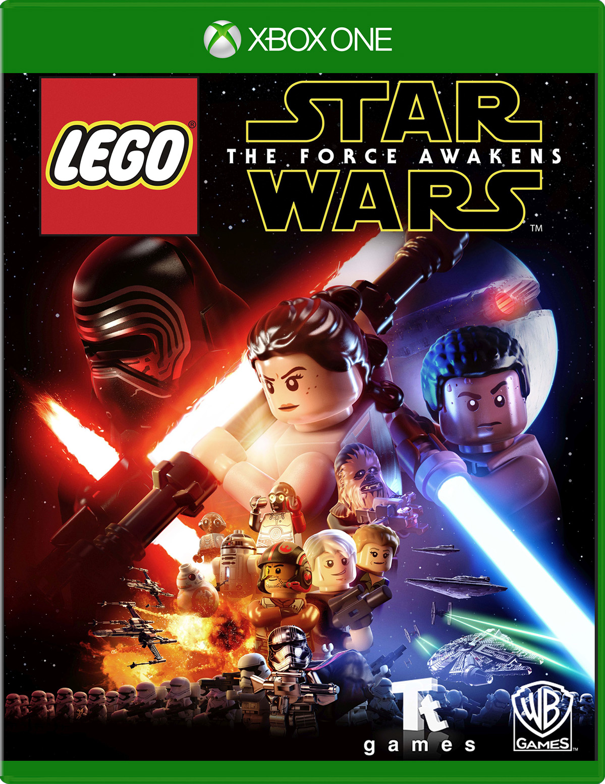 LEGO Star Wars: The Force Awakens for Xbox One