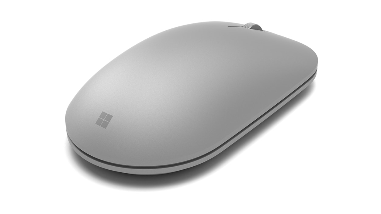 Surface Mobile Mouse back view