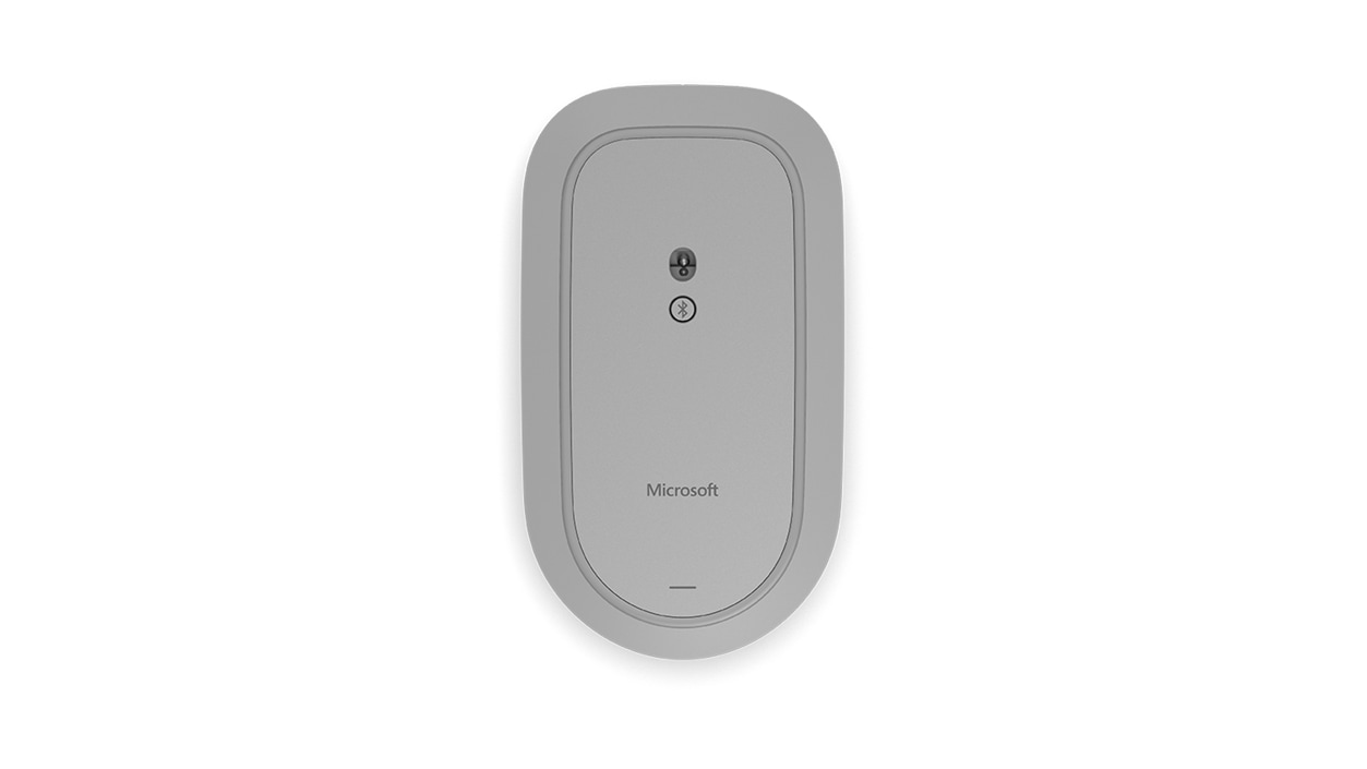 Surface Mobile Mouse bottom view