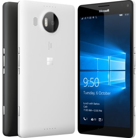 Microsoft Lumia 950 XL - Unlocked (White)