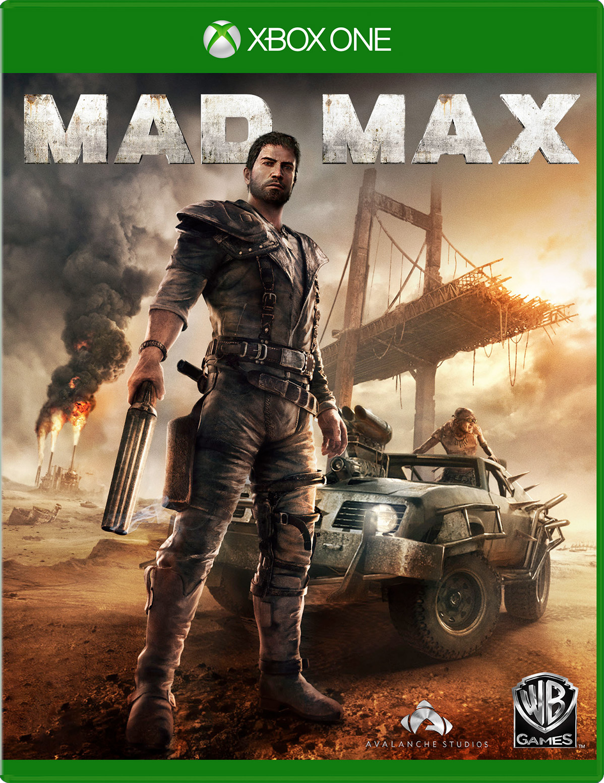 Mad Max pour Xbox One