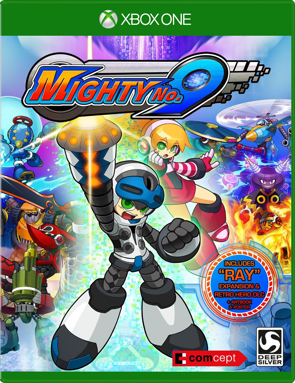 Mighty No. 9 for Xbox One Deal