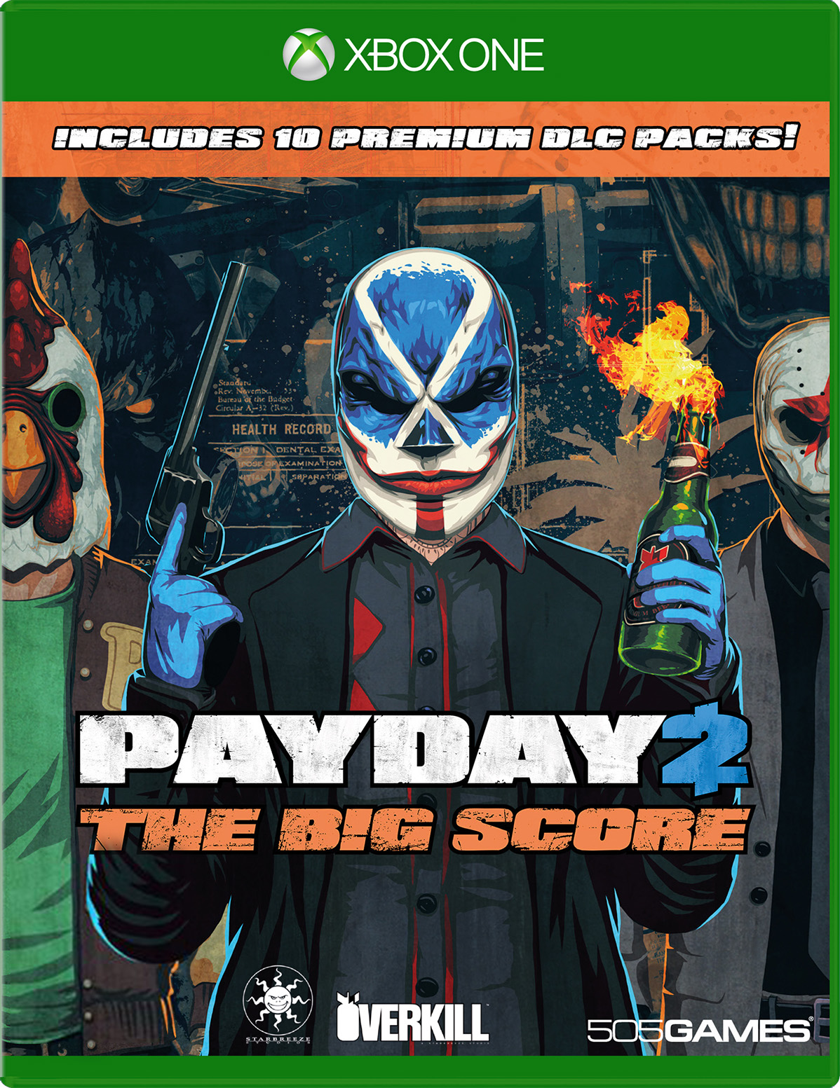 Payday 2: The Big Score for Xbox One