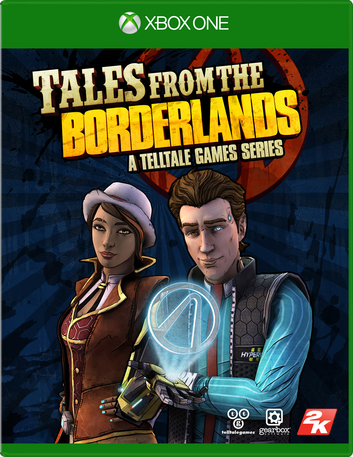 Tales from the Borderlands pour Xbox One