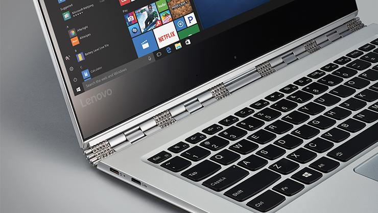 Lenovo laptop | Ordinateur portatif Lenovo