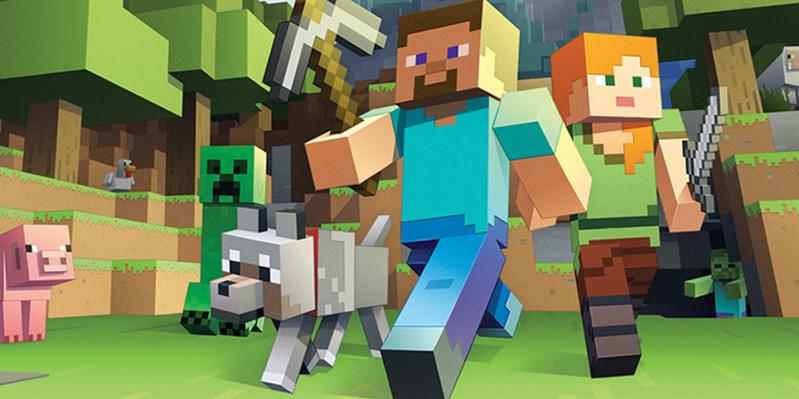 Xbox One S Minecraft Favorites Bundle (500GB)   Ensemble Xbox One S Minecraft Favorites