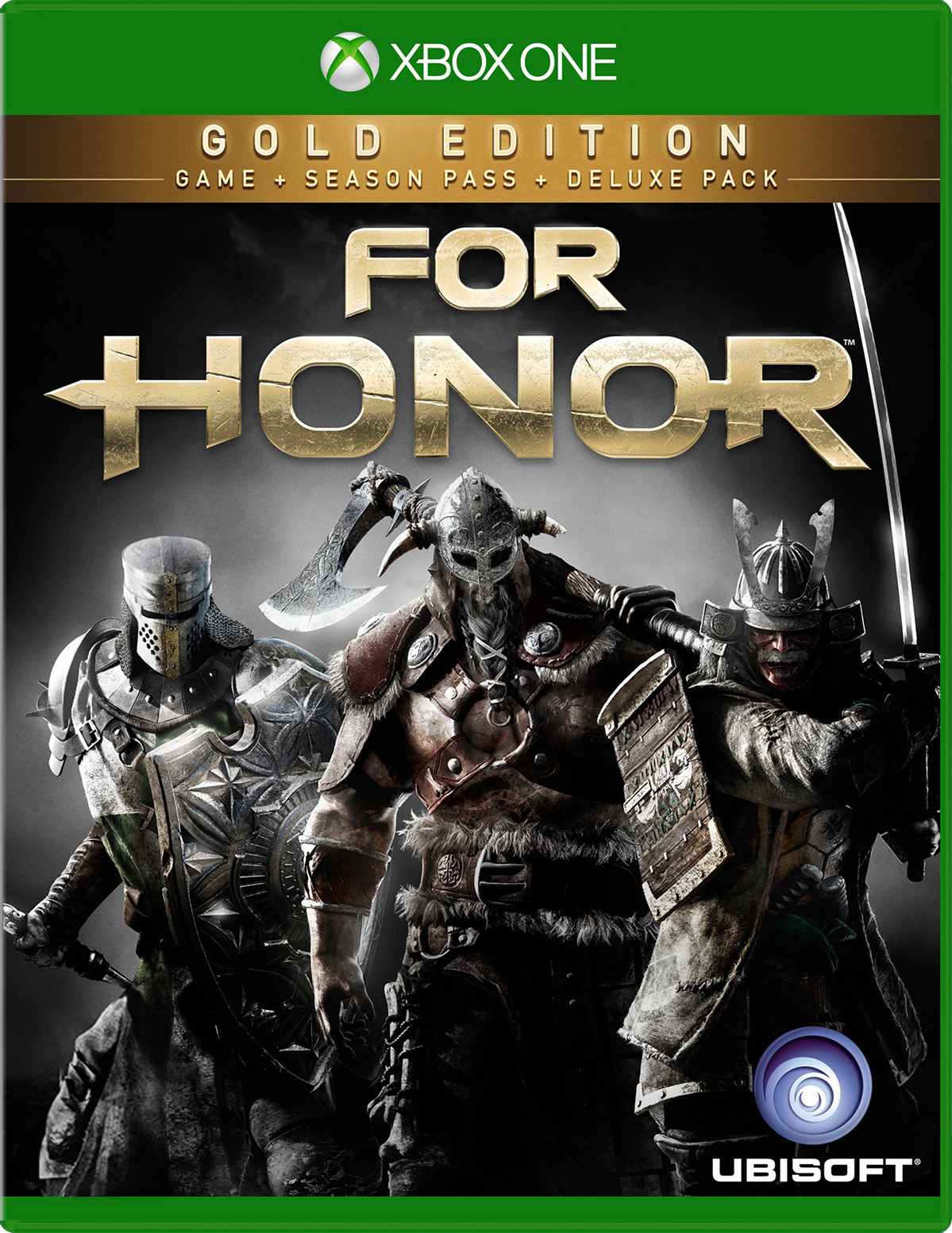 For Honor Gold Edition for Xbox One Deal