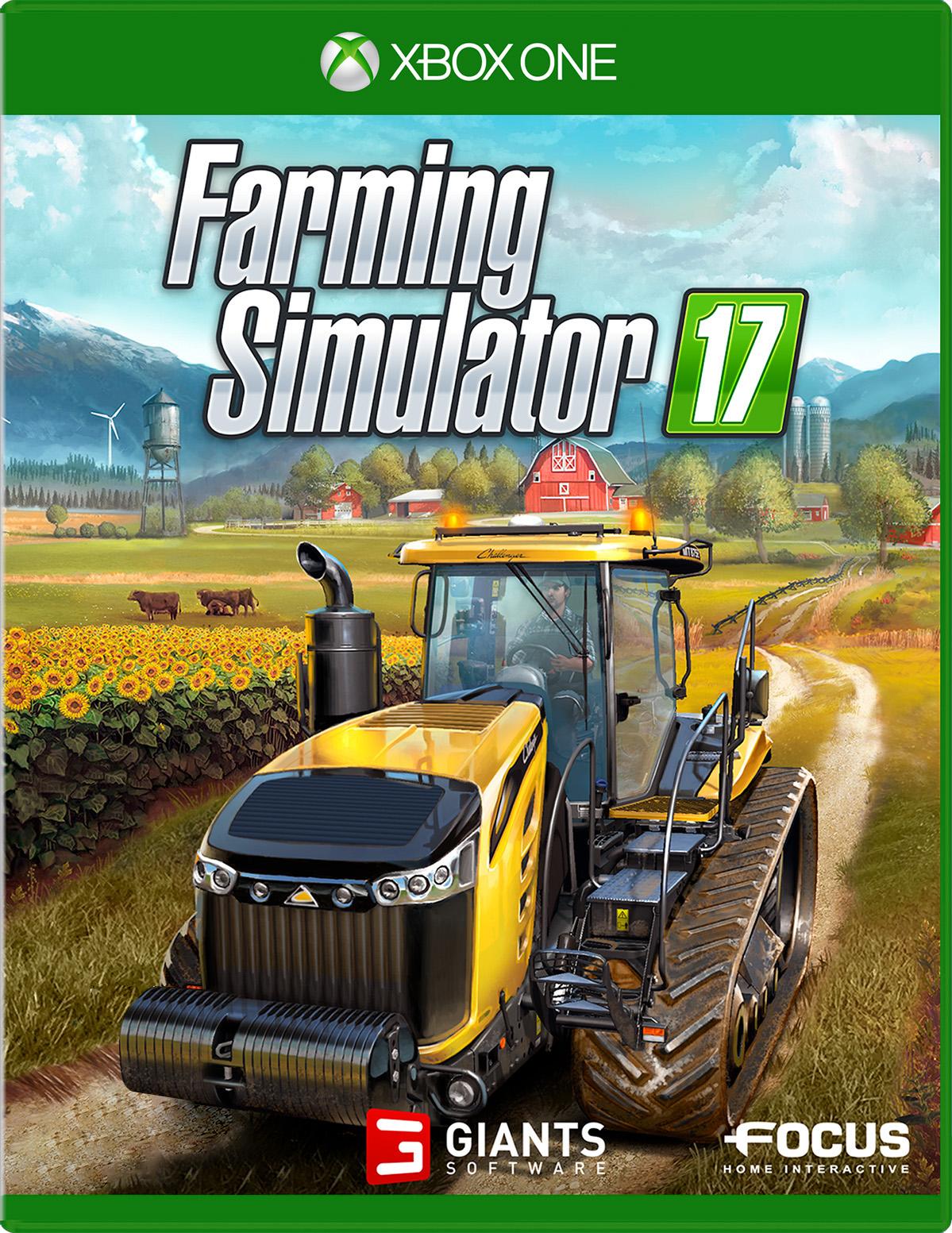 FarmingSimulator17 pour XboxOne
