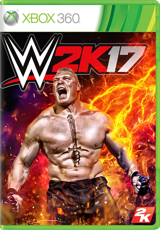 WWE2K17 pour Xbox360
