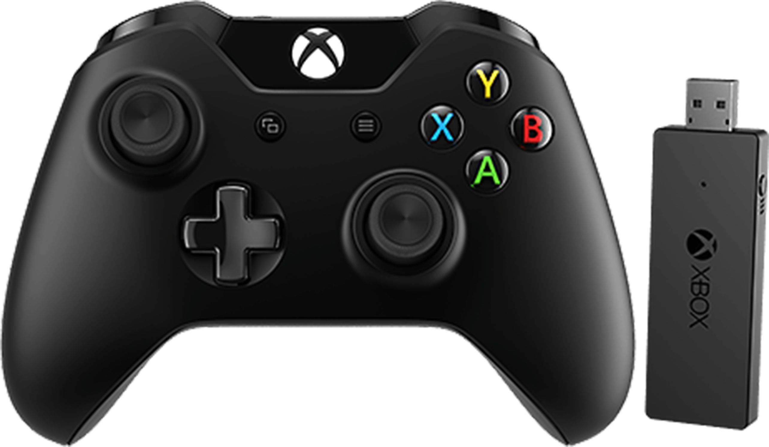 Microsoft wireless xbox one controller adapter