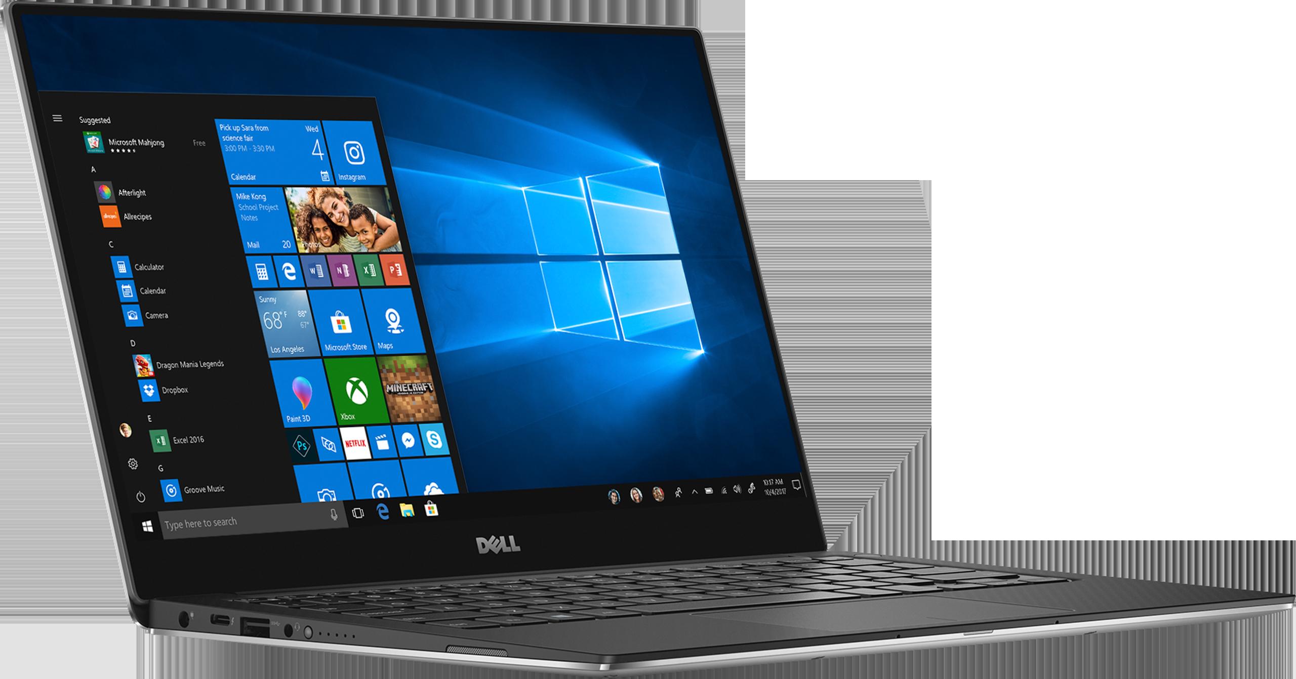 Dell XPS 13 9350-2007SLV Core i5 128GB Signature Edition Laptop