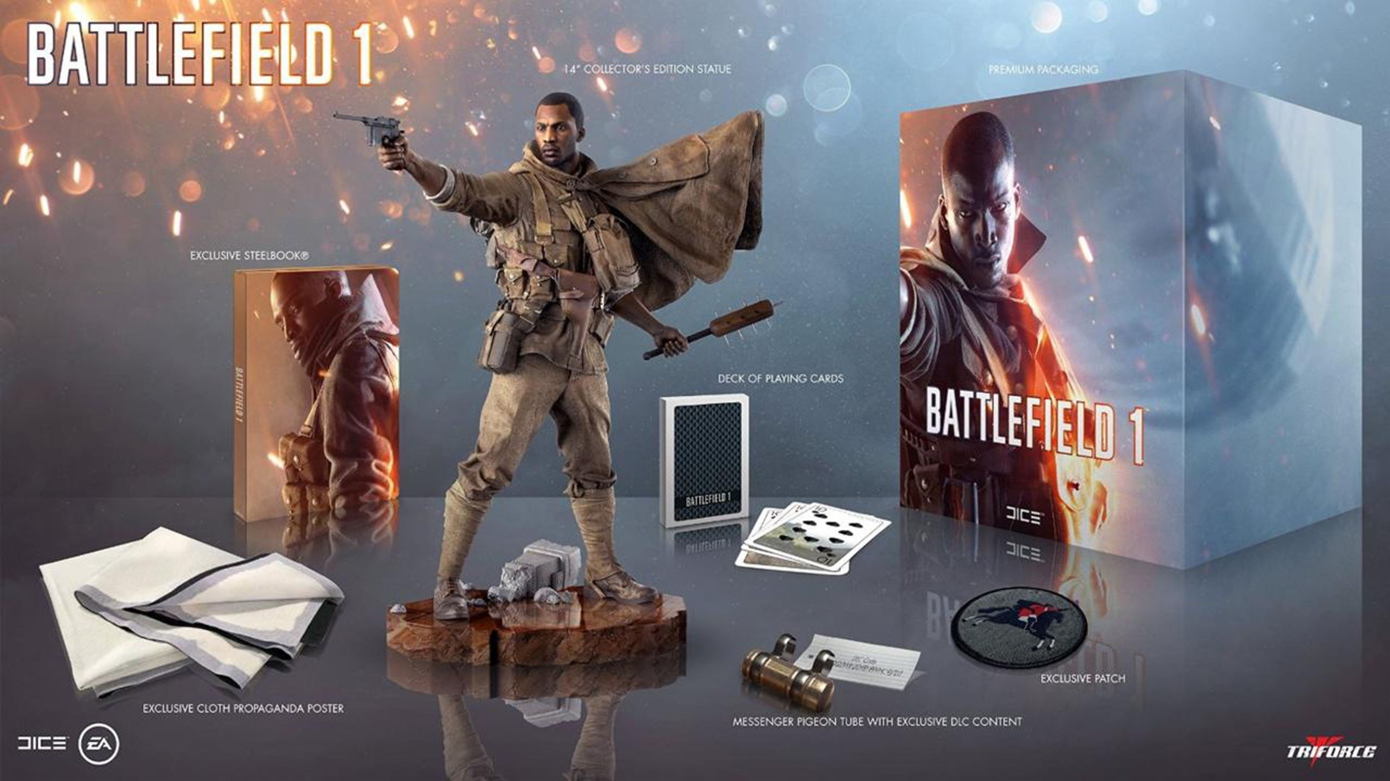 Battlefield 1 Collector's Deluxe Edition for Xbox One