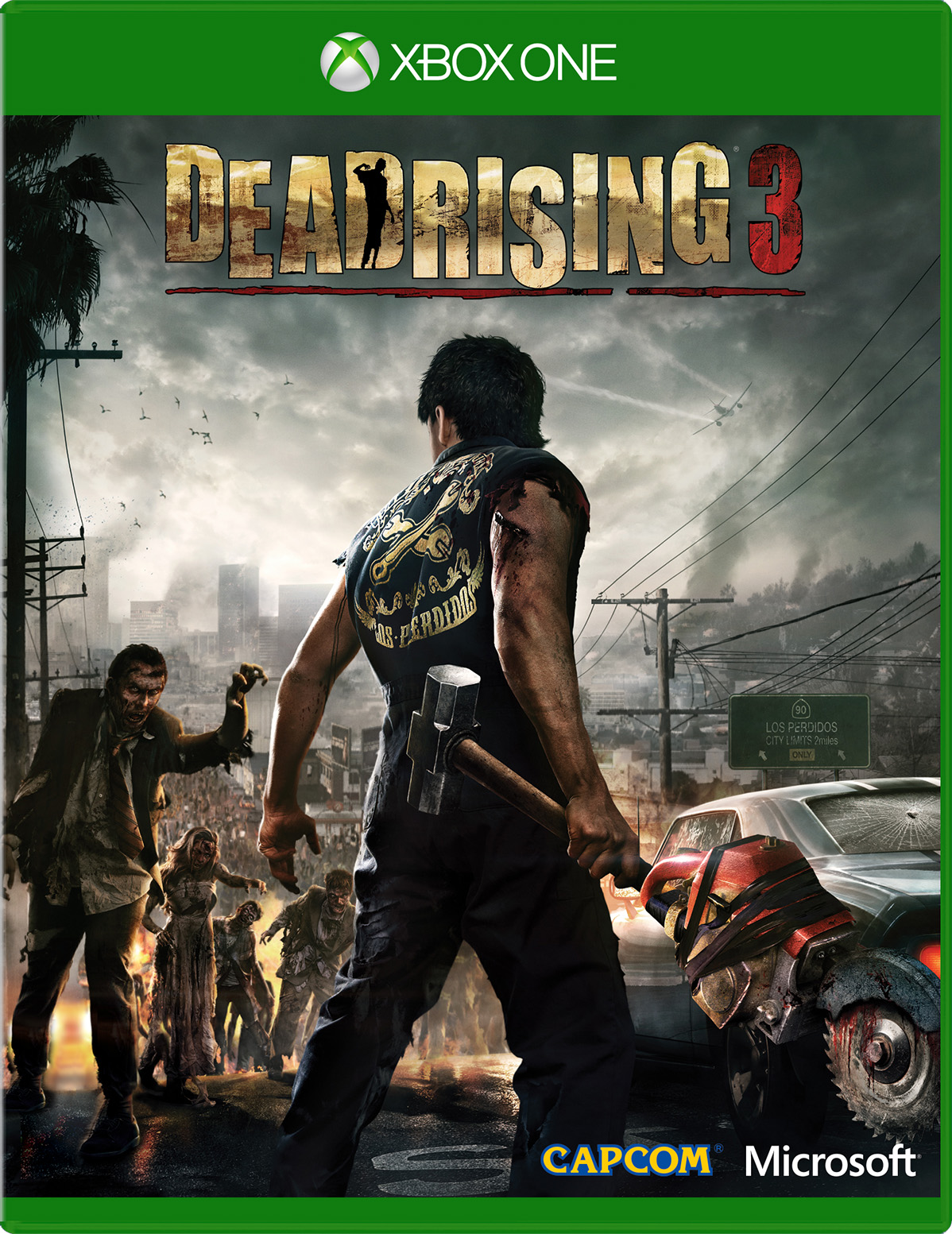 Dead Rising 3 for Xbox One Deal