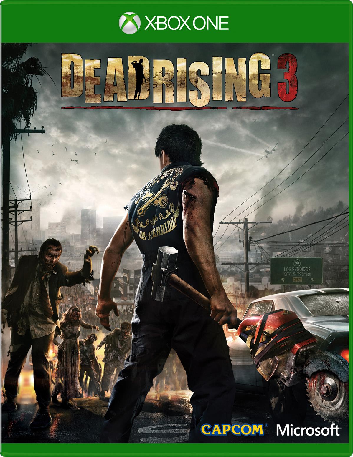 Dead Rising 3 per Xbox One