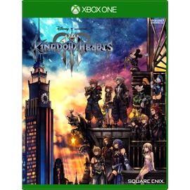 Kingdom Hearts III for Xbox One | Kingdom Hearts III pour Xbox One