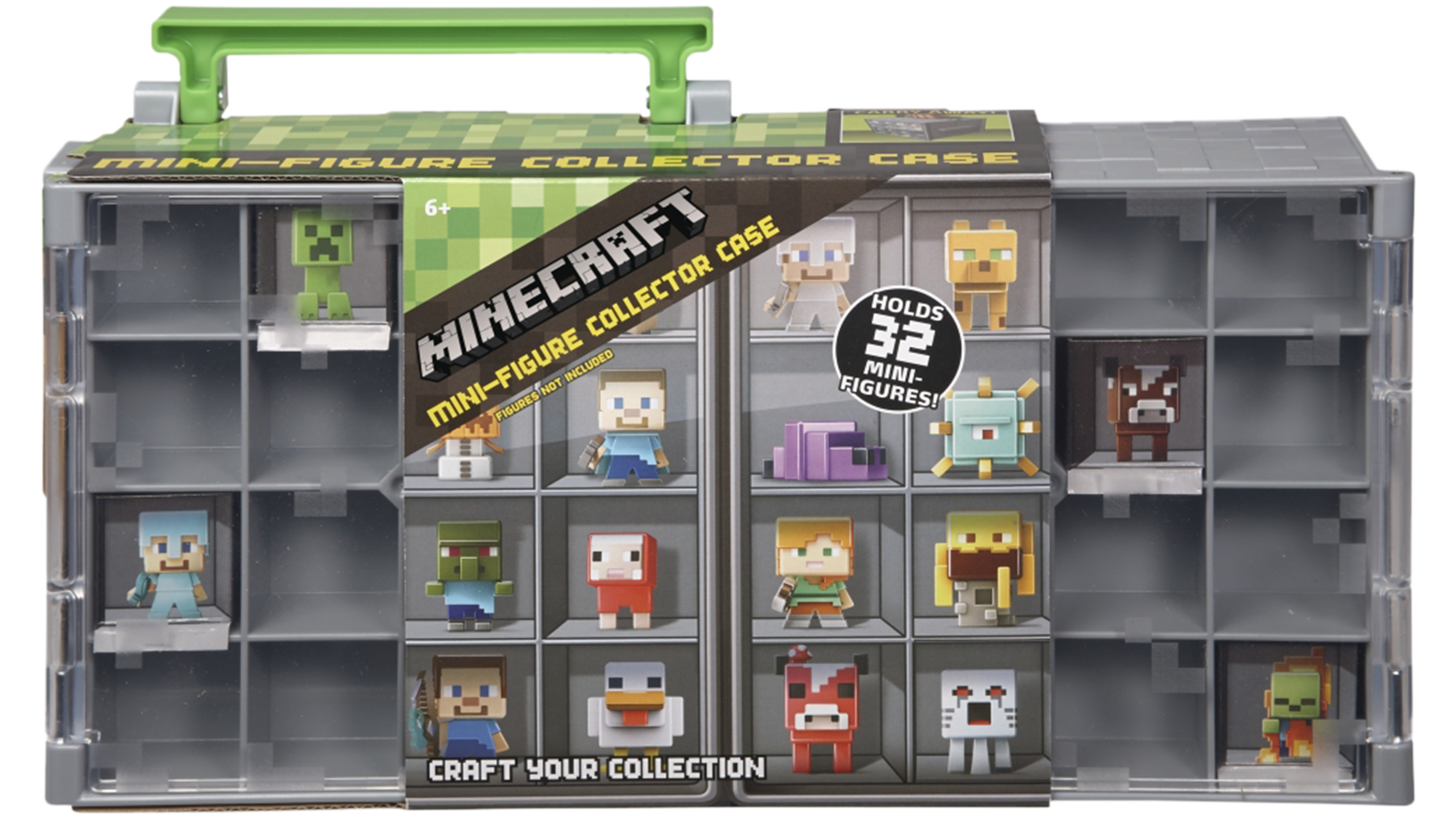 Minecraft Mini Collector Case QH6-00001