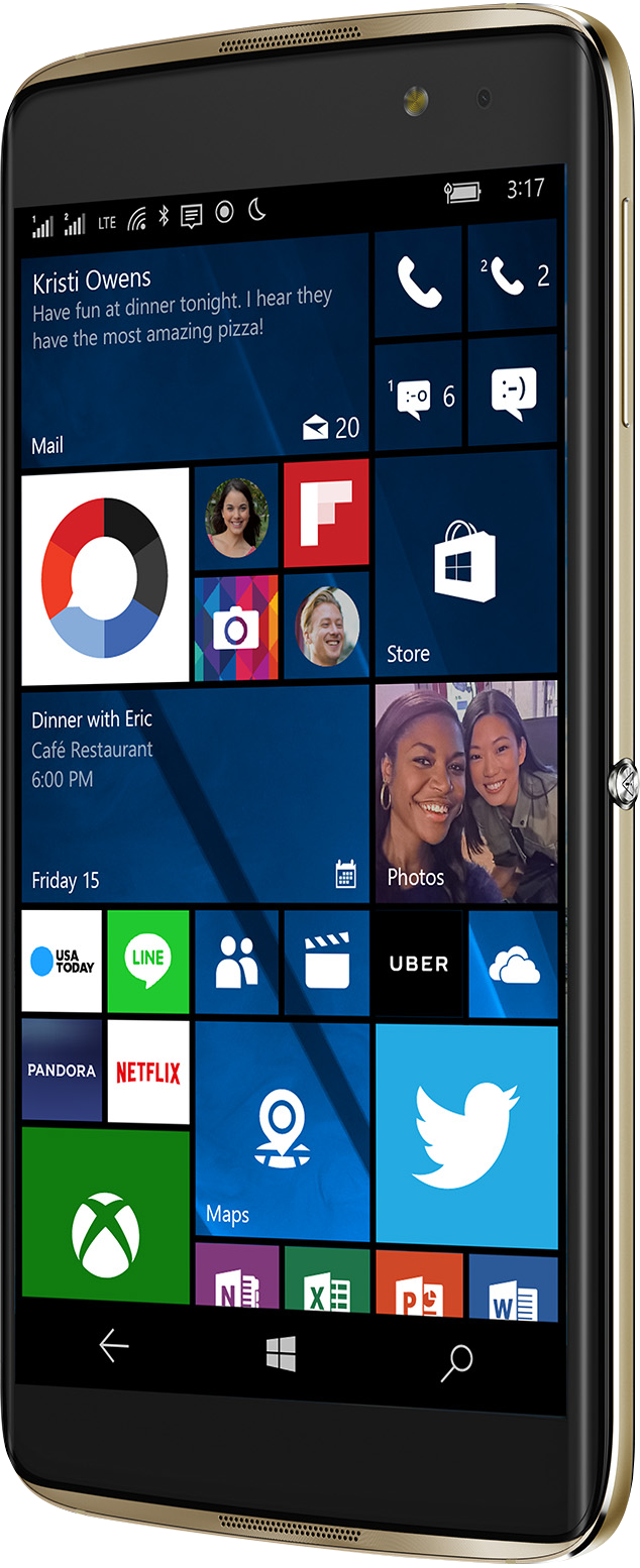 Alcatel IDOL 4S - Unlocked